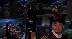 Ratu Jang keluar dari Gyotaejeon (kediaman Ratu), pengawal mengumumkan kehadirannya, dan Ratu Jang jalan dengan anggun. Semua menghormat dan...