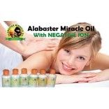 Alabaster Miracle Oil with Negative Ion Gotu Kola, Collagen, Oil, Collages, Butter