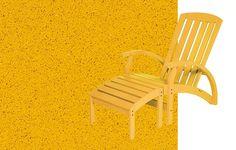 Revestimento Silestone Amarillo Gea 95% de quartzo natural, da Cosentino (silestone.com.br)