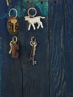These charming accessories don't require any special tools to create. #countryliving #crafts