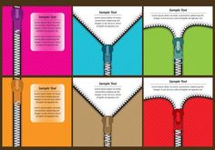 Zipper Templates -   Set of zipper templates for your fashion projects, textile industry publications or zipper topics in your designs.  - https://www.welovesolo.com/zipper-templates/?utm_source=PN&utm_medium=weloveso80%40gmail.com&utm_campaign=SNAP%2Bfrom%2BWeLoveSoLo