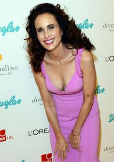 Andie Macdowell, Female Stars, Hollywood Actor, Hollywood Actresses, Actor Model, Celebs, Celebrities, Lovely Dresses, Woman Crush