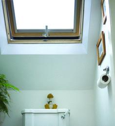 Velux Window in a WC by Jackson Lofts Brighton Sussex, Lofts, Jackson, Windows, Loft Room, Loft, Attic, Jackson Family, Ramen