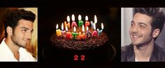 Gian's 22ndHappy birthday  Face book-All things Il Volo