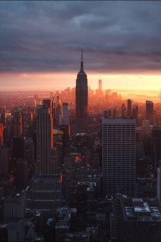 New York City by Renaud Julian...........Tumblr