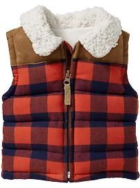 looove this vest! need to purchase an 18 mth size one now that it's on sale!!!