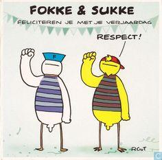 Fokke en Sukke - respect