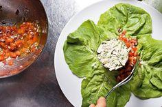 Салат из телячьего языка