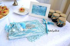 Вдохновение: Бирюзовая акварельная свадьба. Как это было.