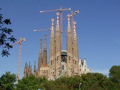 Sagrada Familia, Bacelona