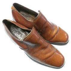 Trickers 60s Rare slippers shoes Lerario Lapadula Fashion Archives  #oxford #tricker #brogue #vintage #mod #shoes #pumps #church #calzature #fashion #men #museum #clothes #dress #perioddress #swinginglondon