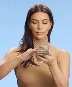 Kim Kardashian - Money
