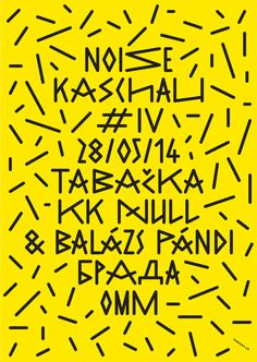 Noise Kaschau #4