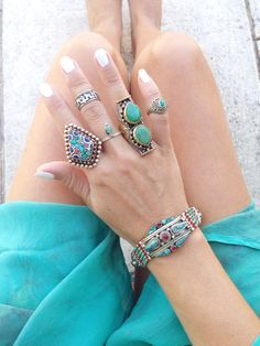 Turquoise Vibes