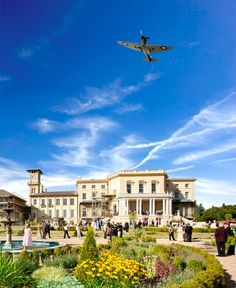 Bentley Priory, Stanmore (GBP 1.2m, City & Country) Time In England, Castles In England, Battle Of Britain, Vacation Places, British Isles, Beautiful Islands, Great Britain, Old Houses, United Kingdom