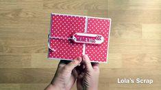 Valentine's Day Album. San Valentín. DIY Scrapbook - YouTube