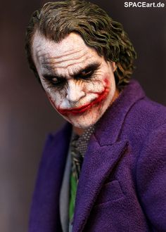 Batman - The Dark Knight: Joker 2.0 - Deluxe Figur, Fertig-Modell ... http://spaceart.de/produkte/bm010.php