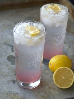 French Lemonade With Lavender by boulderlocavore #Beverage #Lemonade #Lavender
