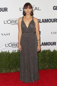 Rashida Jones - Best Dressed at the 2016 Glamour Women of the Year Awards - Photos