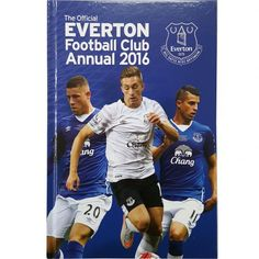 Everton F.C. Annual 2016