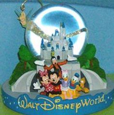 Walt Disney World Snowglobe