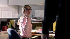1x03 Oliver meets Felicity.