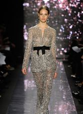Mercedes-Benz Fashion Week : NAEEM KHAN Khan's 2013 was really good. Lots of colour and good fabric choices. Nice patterns.
