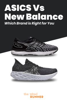 ASICS Vs New Balance - Which Brand Is Right For You?