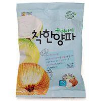 韓國 i-yes-mom 天然幼兒美味洋葱條 (75g)﹐不經油炸, 充分考慮兒童健康的小食。 新生堂嬰兒用品專門店