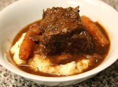Crockpot Beef Short Ribs Recipe