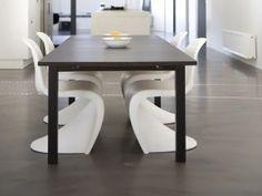 Betonlook Vloer Goedkoop : Best vloer images flooring cement floors and