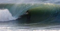 Onto left hander tube..by imagoshots surf..