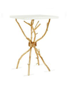 Love this!!  Alexa Accent Table by Safavieh on Gilt Home