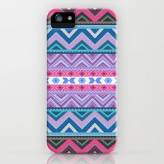 Iphone case with tribal pattern. Mix #242 by Ornaart  #iphone6cases #iphonedesign