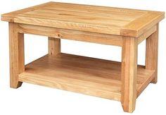 Devon Oak coffee table