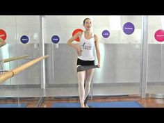 How to Improve Leg Extension for Ballet : Dance & Ballet Conditioning - YouTube