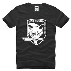 Metal Gear Solid - FoxHound Shirt