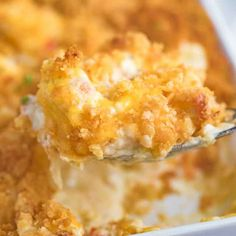 Chicken Bacon Ranch Tater Tot Casserole Recipe - Dinner, then Dessert Slow Cooker Bacon, Slow Cooker Chicken, Crockpot Recipes, Chicken Recipes, Cooking Recipes, Soup Recipes, Chicken Casserole, Casserole Recipes, Pasta