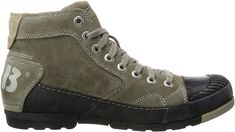 Yellow Cab Men's Mud M Hi-Top Trainers, (Dark Grey), 6.5 UK: Amazon.co.uk: Shoes & Bags Bottes Red Wing, Gents Shoes, Mens Snow Boots, Mens Boots Fashion, Cool Boots, Hiking Shoes, Leather Sneakers, Casual Shoes, Trainers