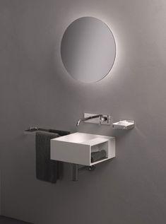 Agape Bathroom: Pure space (Italy), 2011 by Agape.