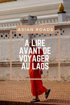 Une petite bibliographie des livres à lire pour se plonger dans l'ambiance du Laos avant d'y mettre les pieds ! Lus, Roads, Books To Read, Road Routes, Street