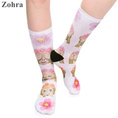 Like and Share if you want this  Zohra 2016 High Quality Women's Stretch sock Emoji Monkey Flowers Printed Female Meias White Socks Hosiery     Tag a friend who would love this!     FREE Shipping Worldwide     Get it here ---> http://oneclickmarket.co.uk/products/zohra-2016-high-quality-womens-stretch-sock-emoji-monkey-flowers-printed-female-meias-white-socks-hosiery/