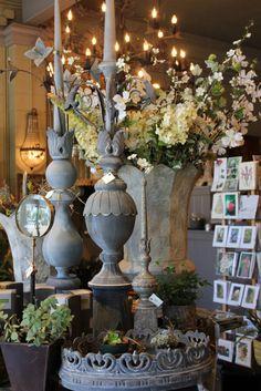 Trouvais Tesora flower shop
