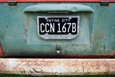 Patina City VW    patina = a surface appearance of something grown beautiful especially with age or use