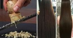 Get rid of frizzy gray hair-as we age up our hair stops growing and also starts graying. Hair loss and gray hair are the most common problem faced by most Salud Natural, Stop Hair Loss, Healthy Exercise, Grow Hair, Health Problems, Vitamin E, Health Remedies, Healthy Tips, Healthy Habits