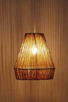Bungalow Pendant Lamp, Medium - anthropologie.com