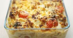 Nudel-Fenchel-Gratin mit Tomaten ist ein Rezept mit frischen Zutaten aus der Kategorie Fruchtgemüse. Probieren Sie dieses und weitere Rezepte von EAT SMARTER!
