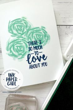 Stampin' Up! Abstrac