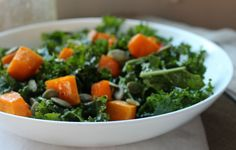 looking for a new and simple yet delicious salad? Try this kale salad