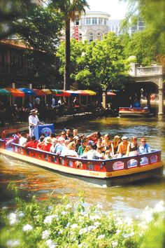Take a river cruise
